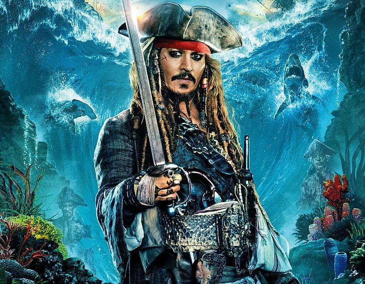 รีวิวหนังเรื่องPirates of the Caribbean